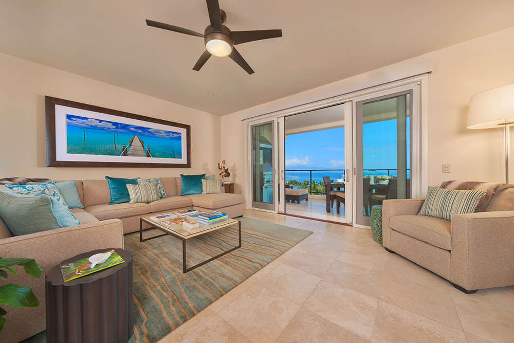 Luxury vacation rentals usa - Hawaii - Maui - Wailea beach villas - Sea Breeze J405 - Image 1/24