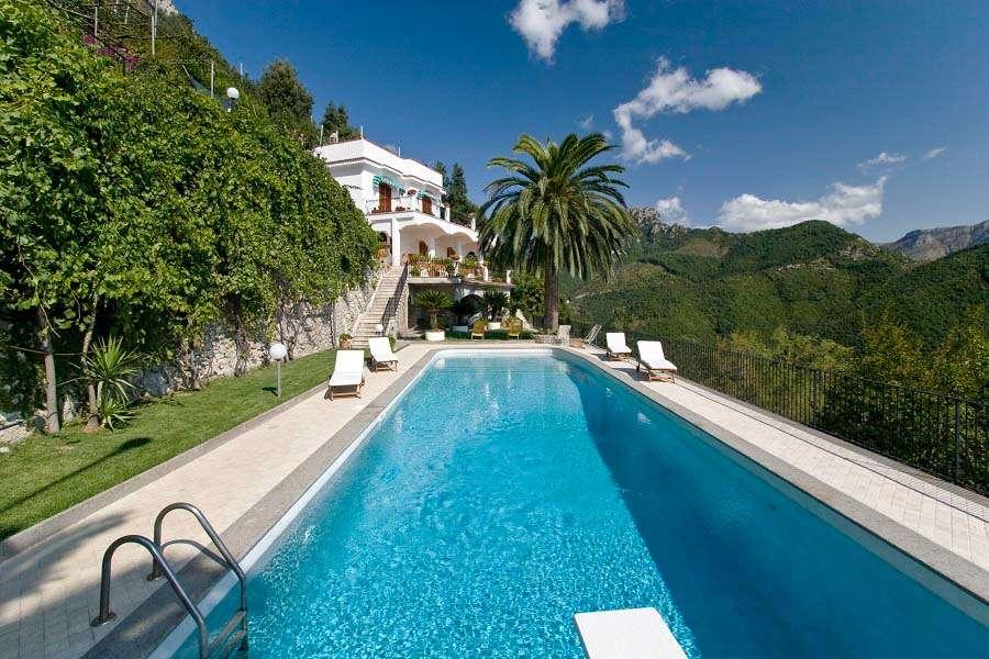 Luxury vacation rentals europe - Italy - Amalfi coast - Am alfi - Gioia Villa - Image 1/16