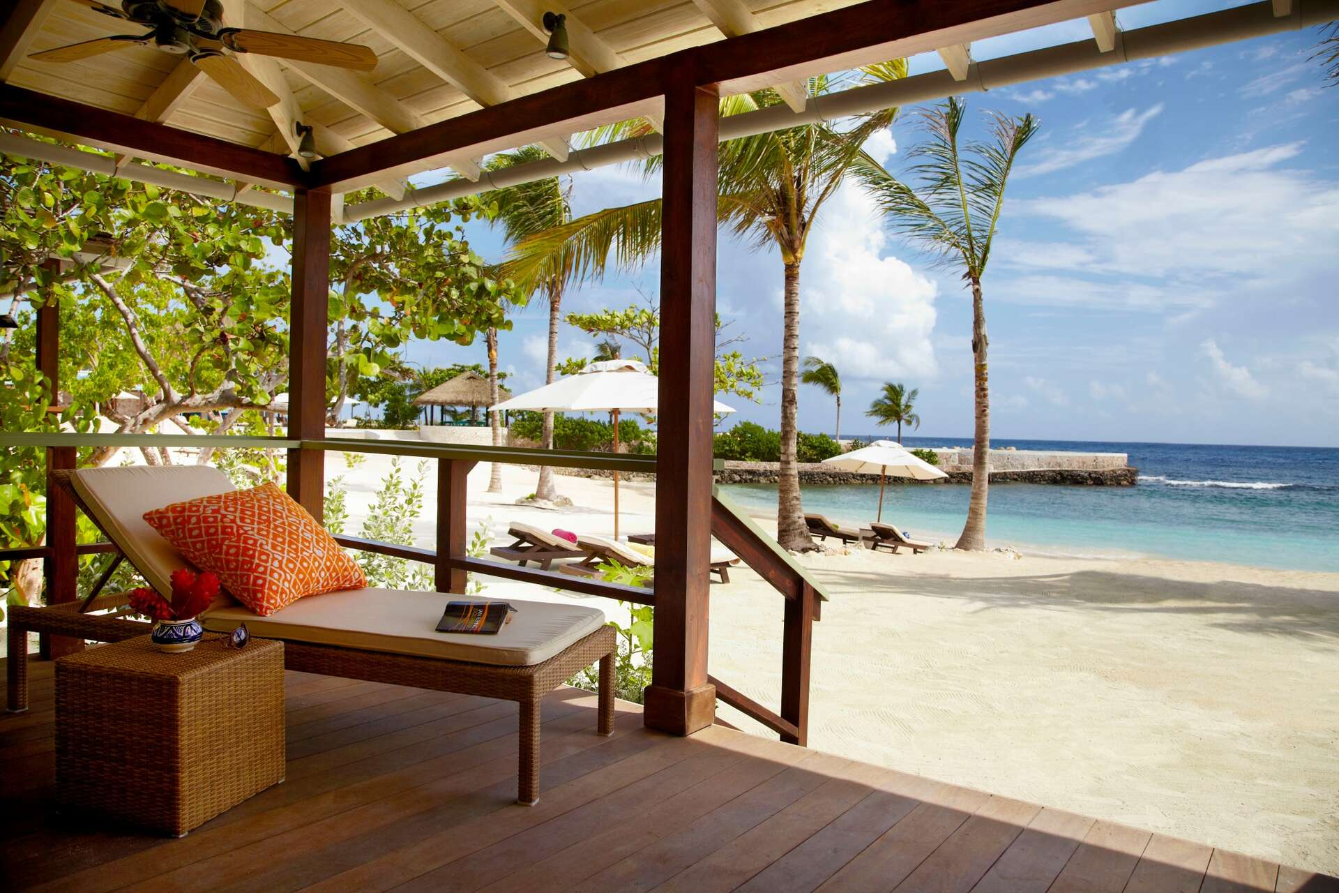 Luxury villa rentals caribbean - Jamaica - Oracabessa - No location 4 - GoldenEye Beach & Lagoon Villas - Image 1/9