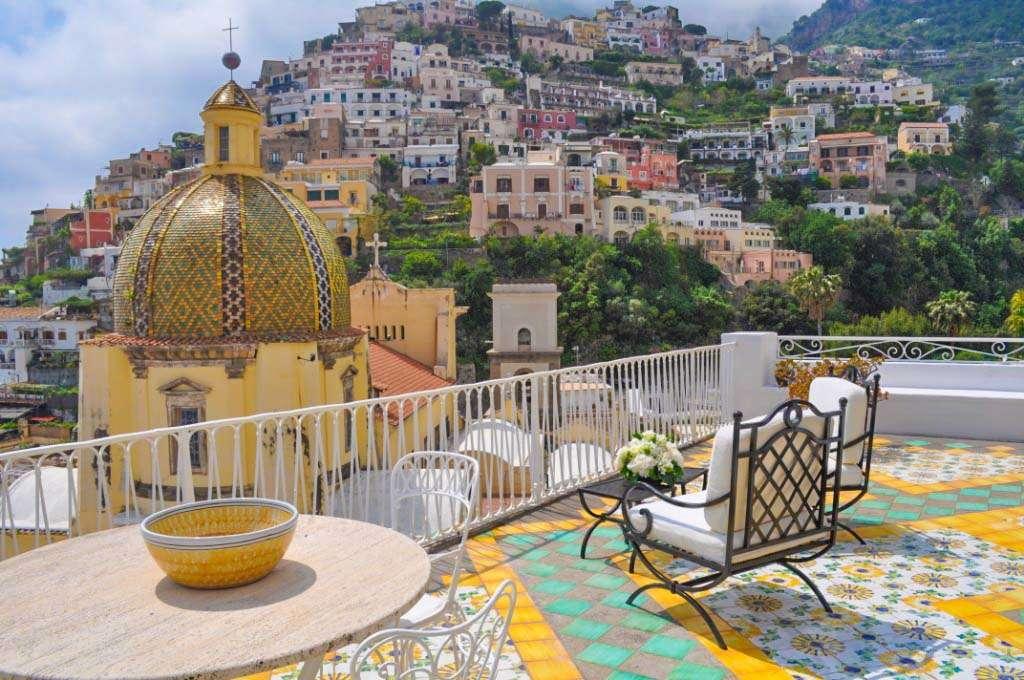 Luxury vacation rentals europe - Italy - Amalfi coast - Po sitano - Guendalina - Image 1/9