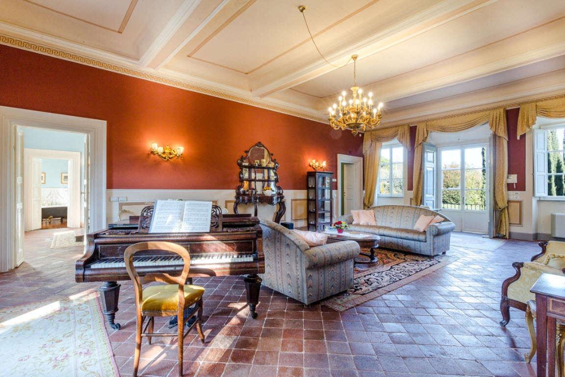 Luxury vacation rentals europe - Italy - Tuscany - Lucca - Bosco - Image 1/18