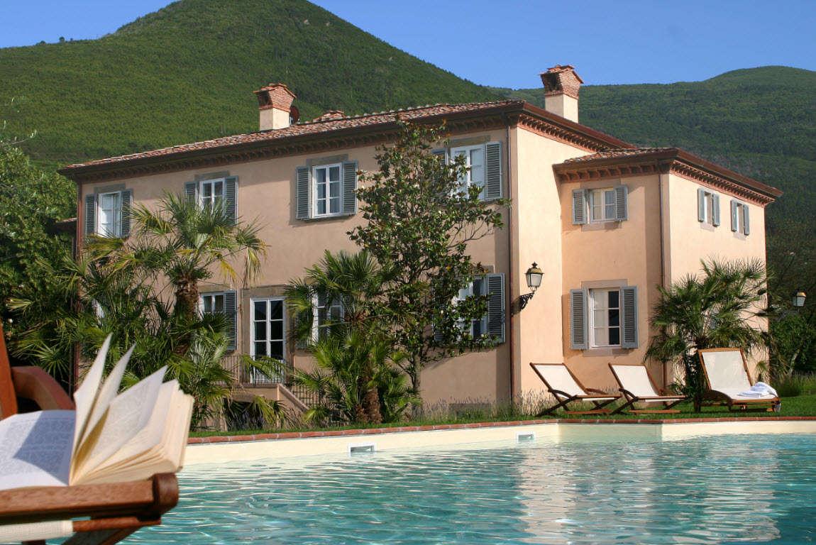 Luxury vacation rentals europe - Italy - Tuscany - Lucca - Bosco - Image 1/19