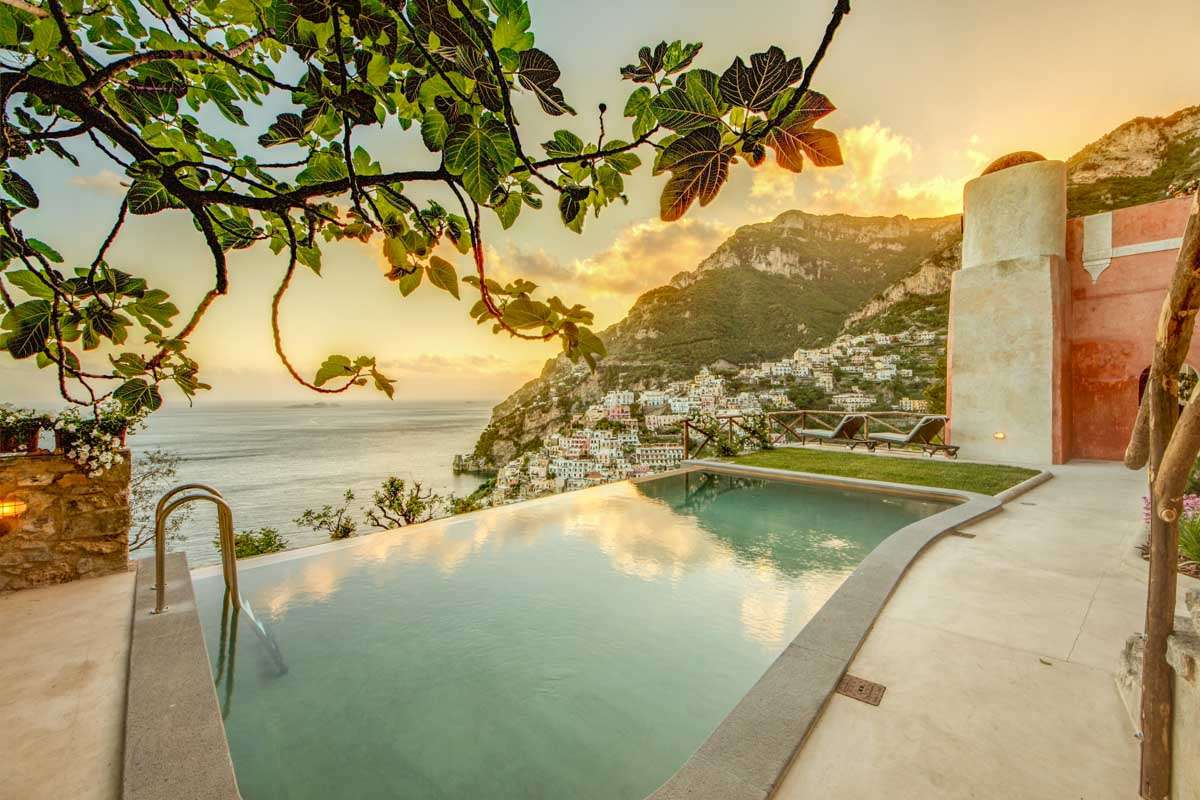 Luxury vacation rentals europe - Italy - Amalfi coast - Po sitano - Vicere - Image 1/22
