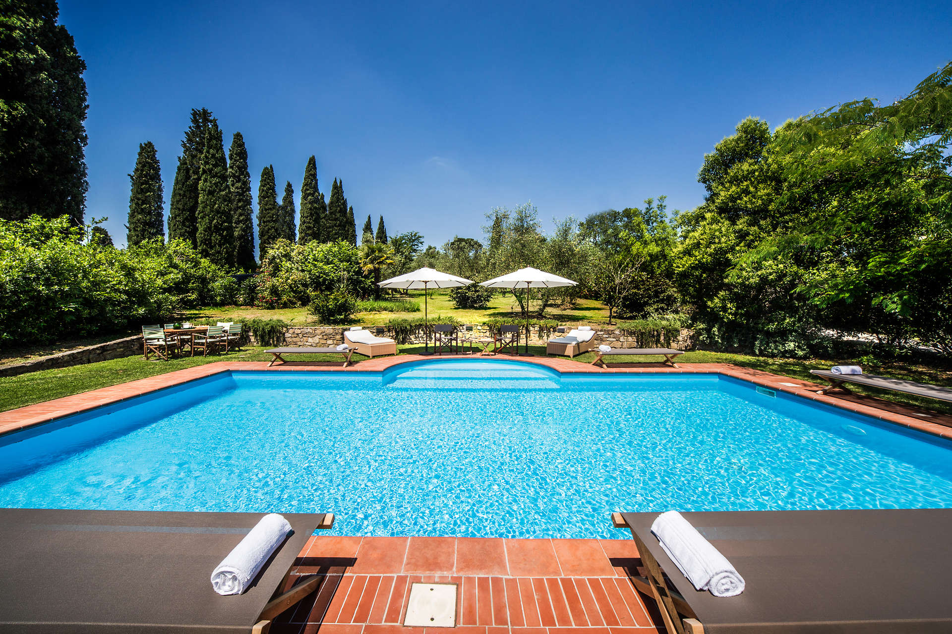Luxury vacation rentals europe - Italy - Tuscany - Florence - Duca - Image 1/19
