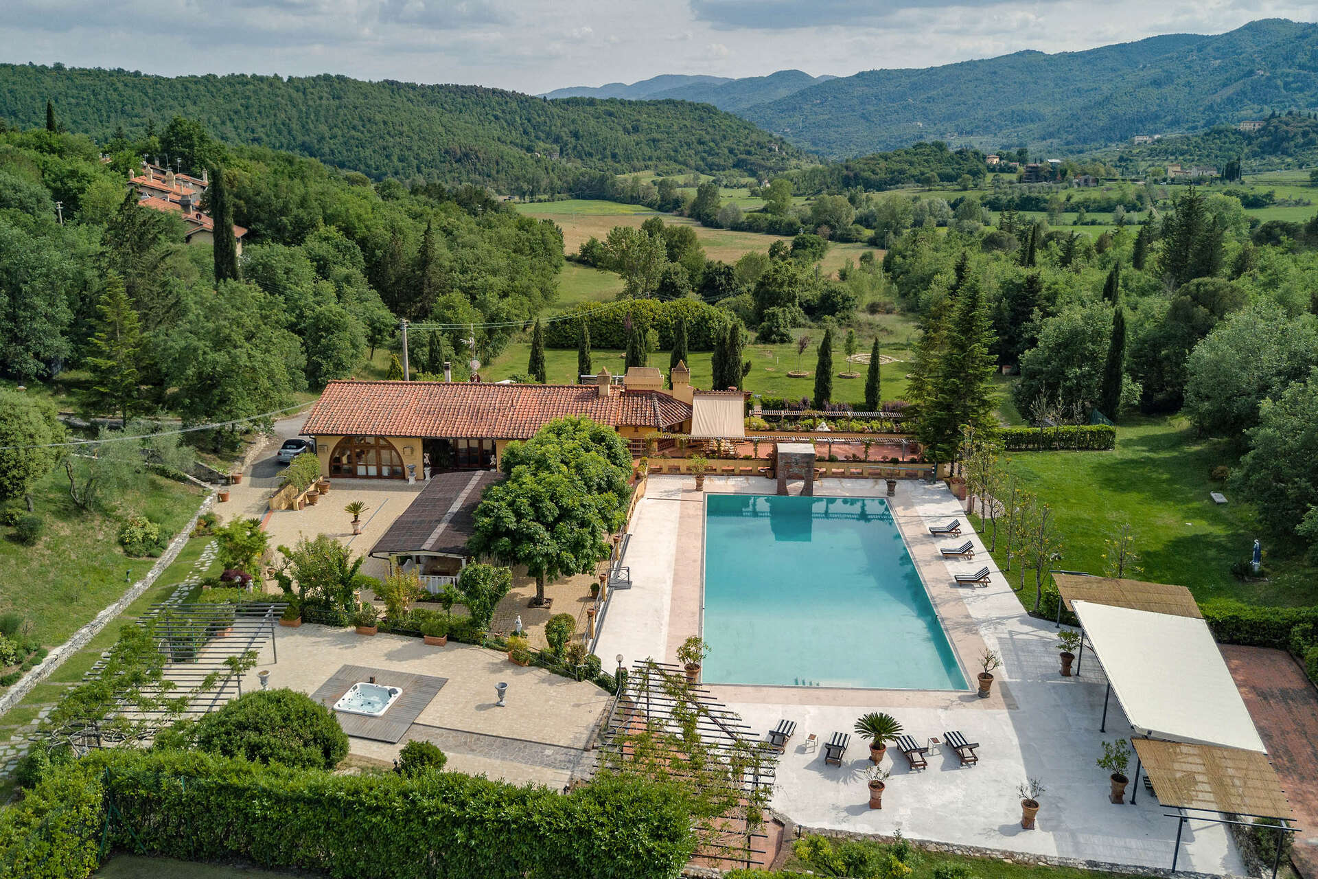 Luxury vacation rentals europe - Italy - Tuscany - Chia nti - Eos - Image 1/24