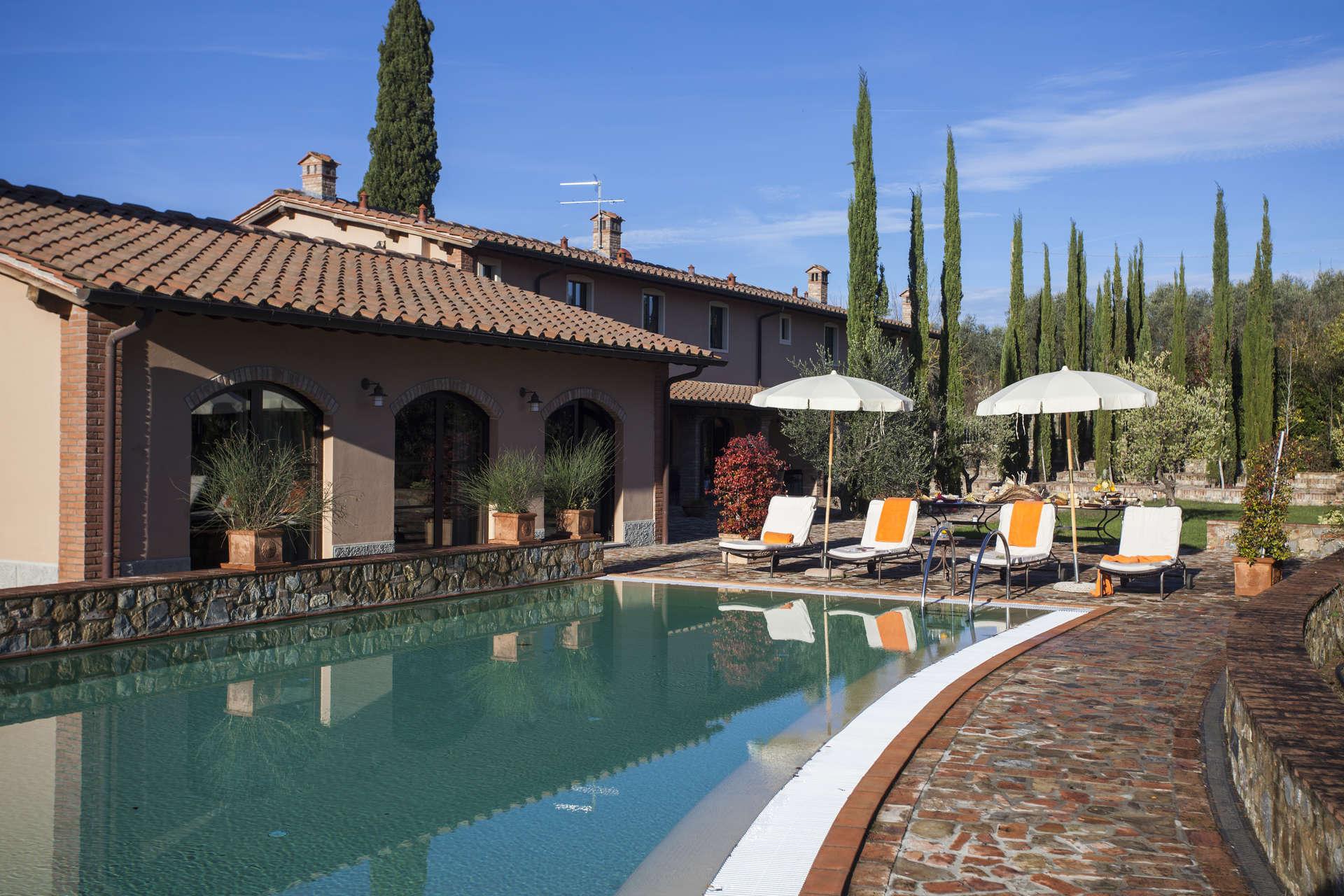 Luxury vacation rentals europe - Italy - Tuscany - Chia nti - Etrusca - Image 1/13