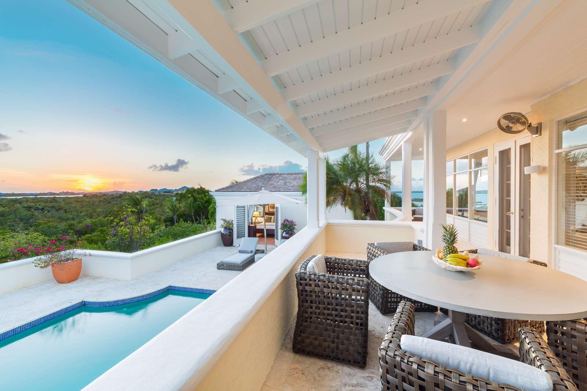 Luxury villa rentals caribbean - Turks and caicos - Providenciales - Chalk sound taylor bay - Alizee Villa - Image 1/44