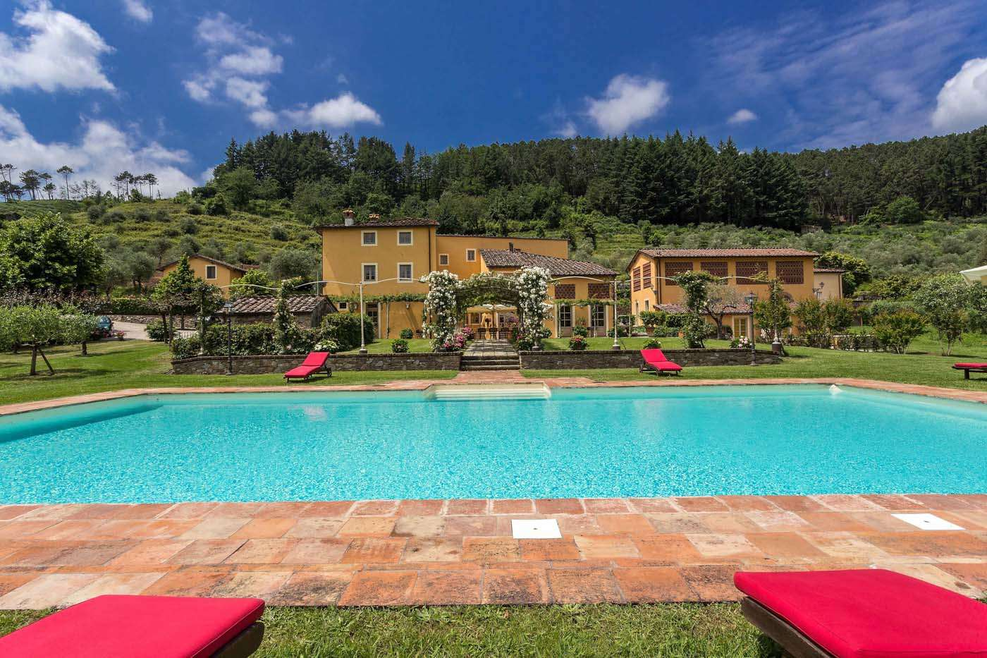 Luxury vacation rentals europe - Italy - Tuscany - Lucca - Fattoressa - Image 1/19