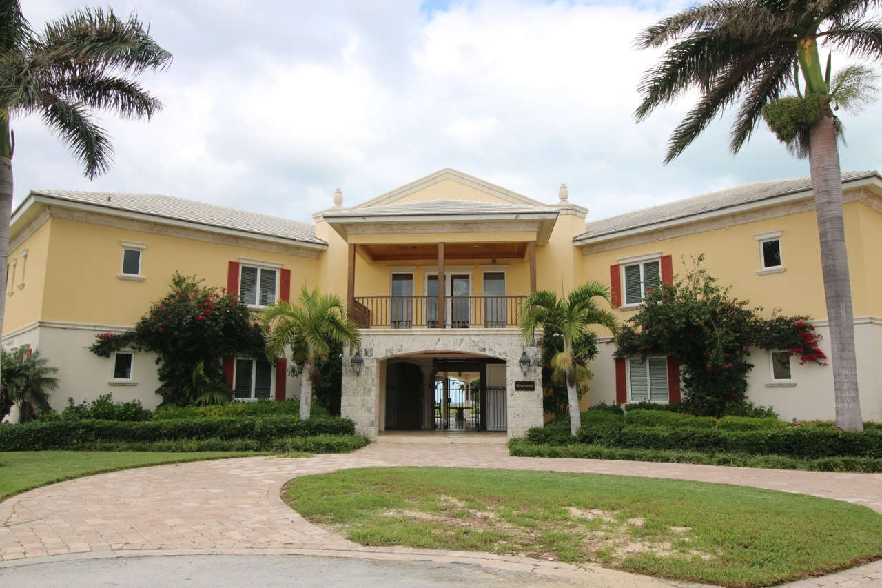 Luxury villa rentals caribbean - Bahamas - Grand bahama - West end gr bahama - Evansted Estate & Guest House - Image 1/14