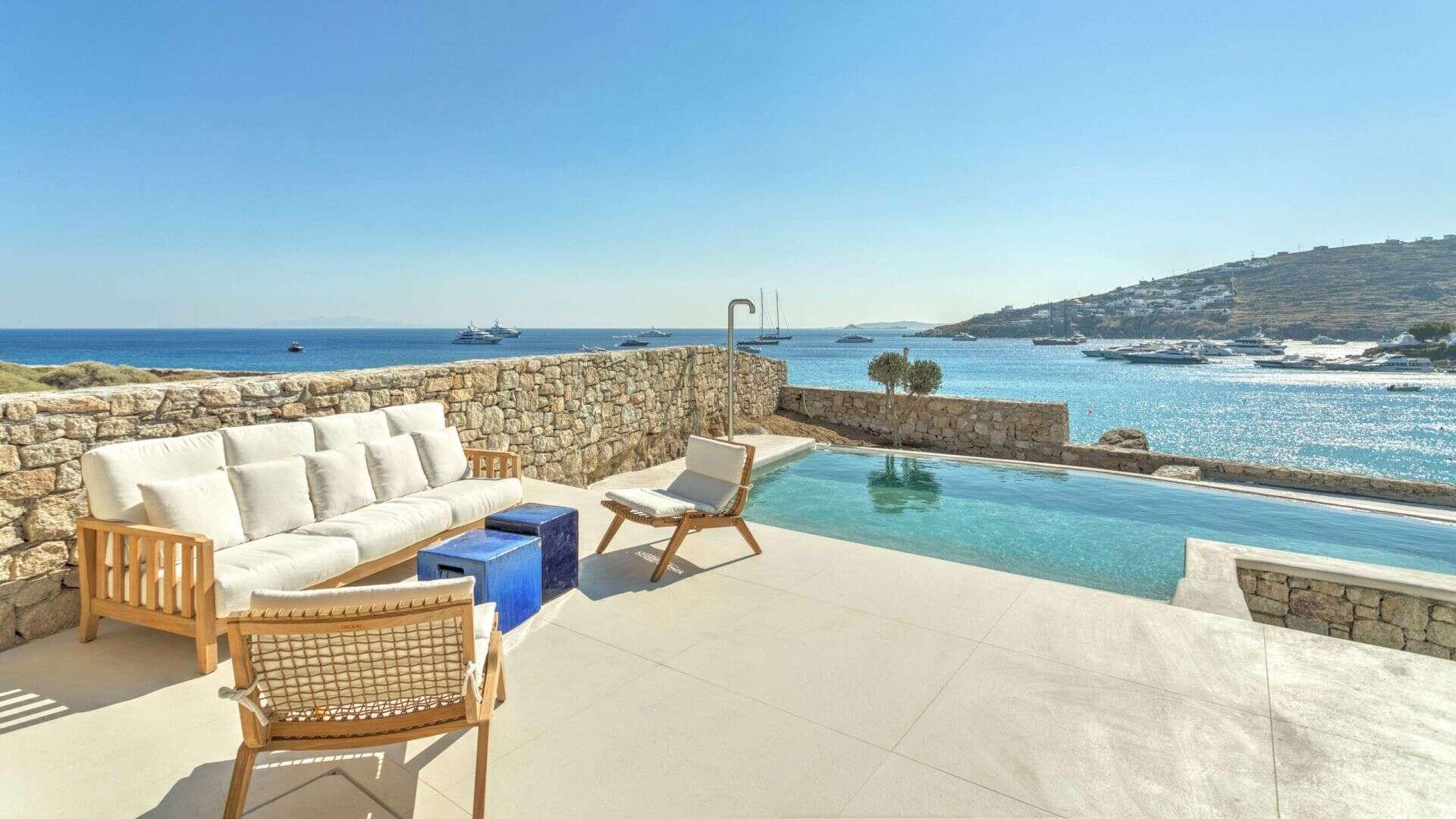 Luxury vacation rentals europe - Greece - Mykonos - Platis gialos - Artemide - Image 1/25