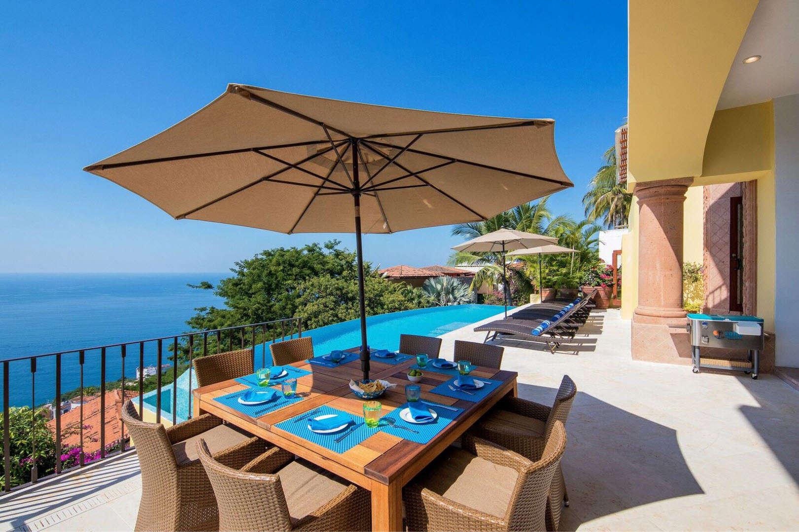 Luxury vacation rentals mexico - Puerto vallarta - Conchas chinas - Santa Cruz - Image 1/21