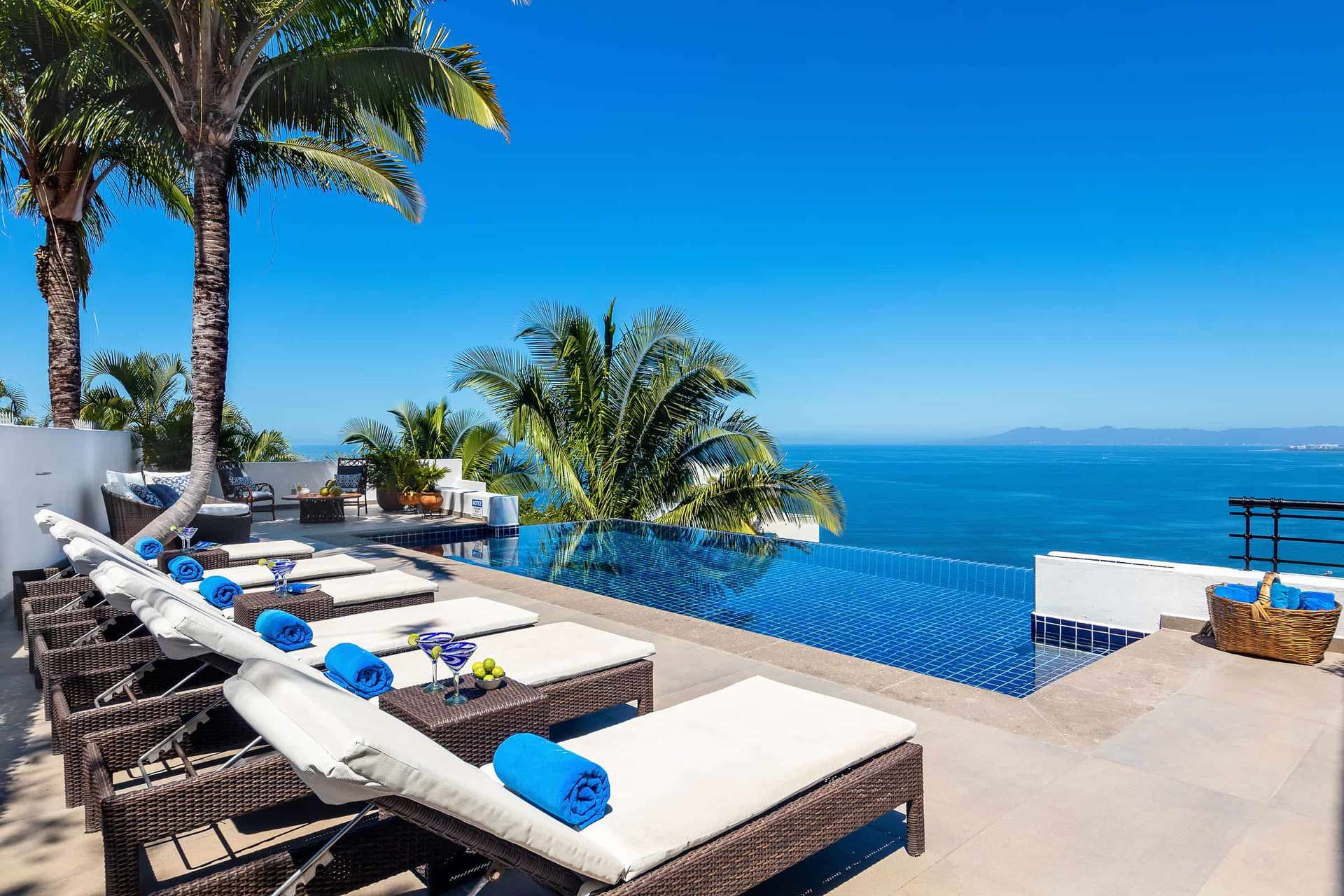 Luxury vacation rentals mexico - Puerto vallarta - Amapas - No location 4 - Villa Lucia - Image 1/49
