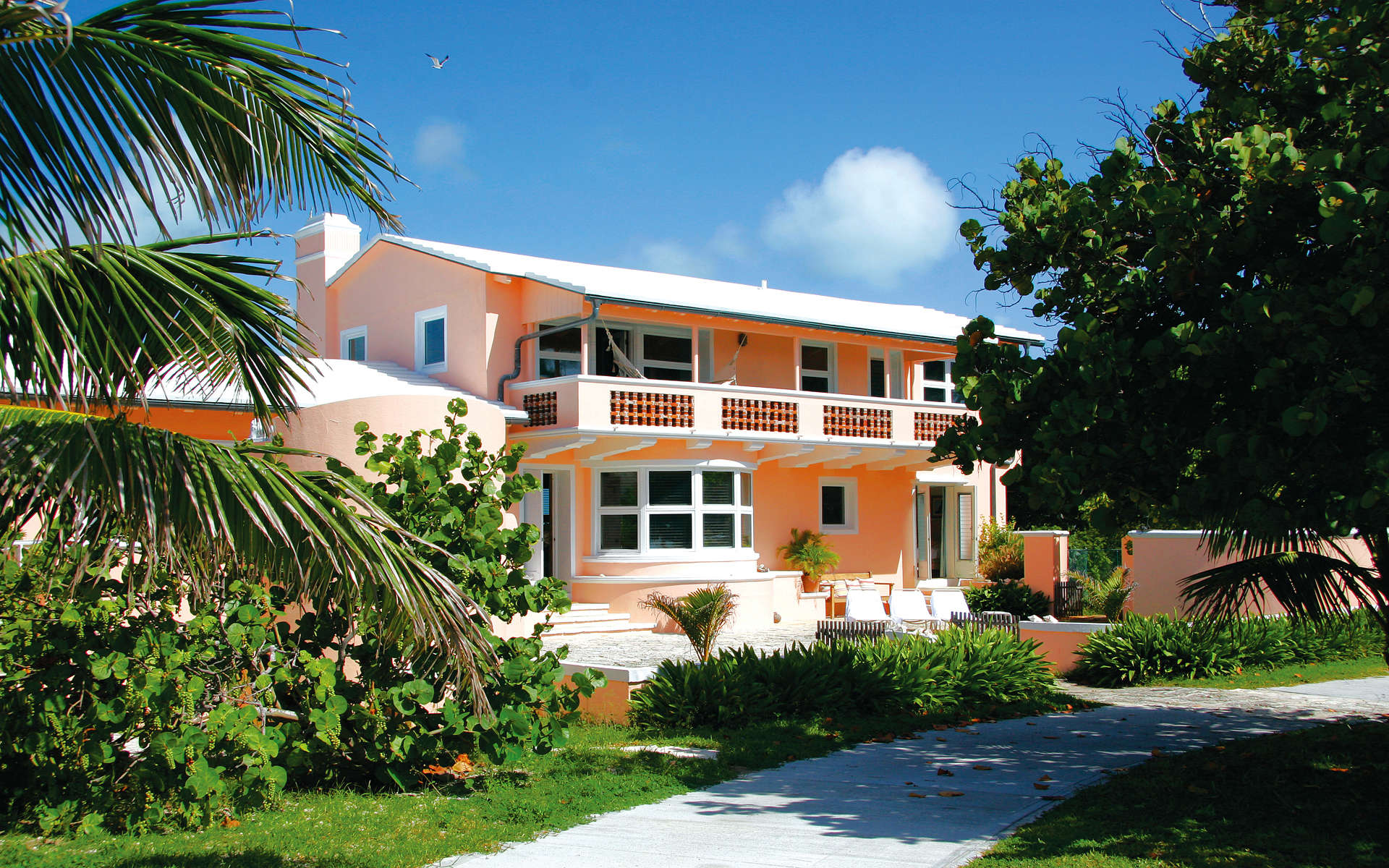 Luxury villa rentals caribbean - Bahamas - Great harbourcay - Little whalecay - Little Whale Cay - Image 1/12