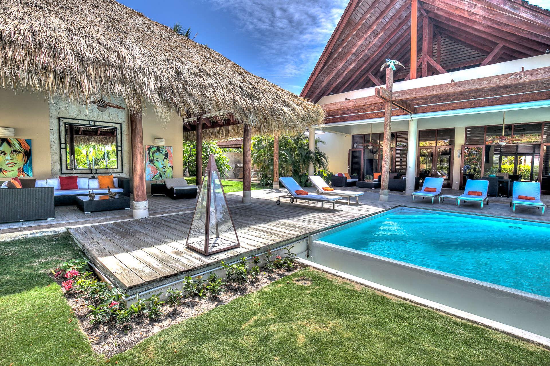 Luxury villa rentals caribbean - Dominican republic - Punta cana - Punta cana resort and club - La Cana H3 | Caballet - Image 1/33