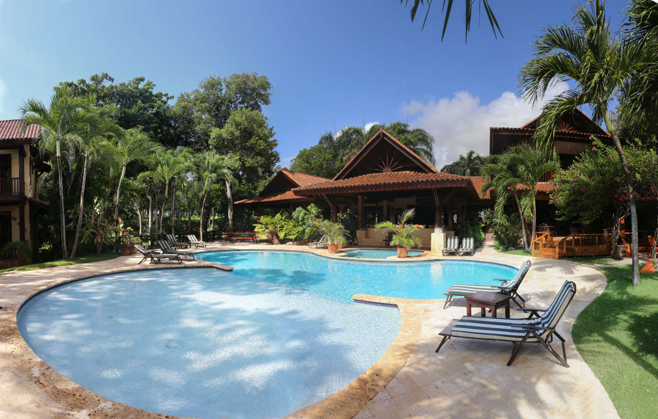 Luxury villa rentals caribbean - Dominican republic - Cabrera - Sunrise Villa - Image 1/25