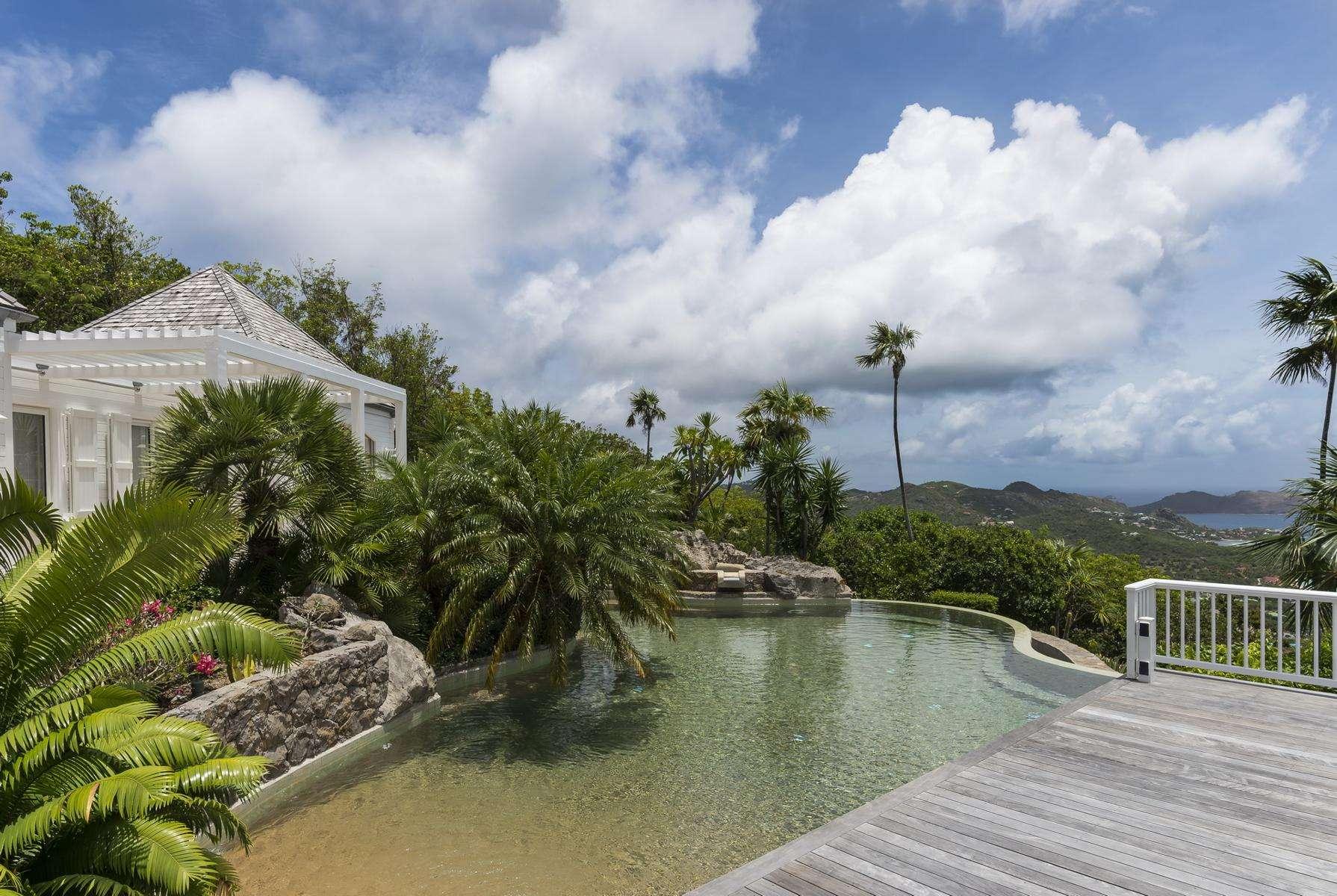 Luxury villa rentals caribbean - St barthelemy - Lurin - No location 4 - L'Oustau - Image 1/46