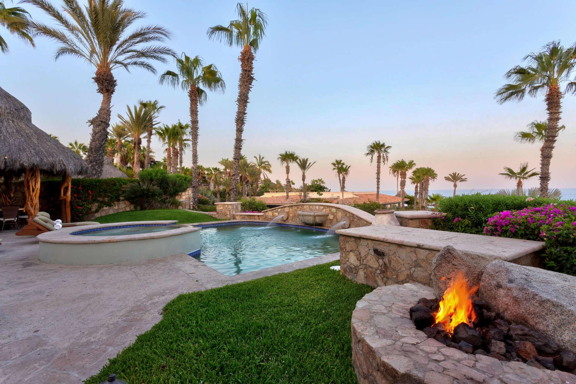 Luxury vacation rentals mexico - Los cabos - Los cabos corridor - Punta ballena - Villa Tranquila - Image 1/26