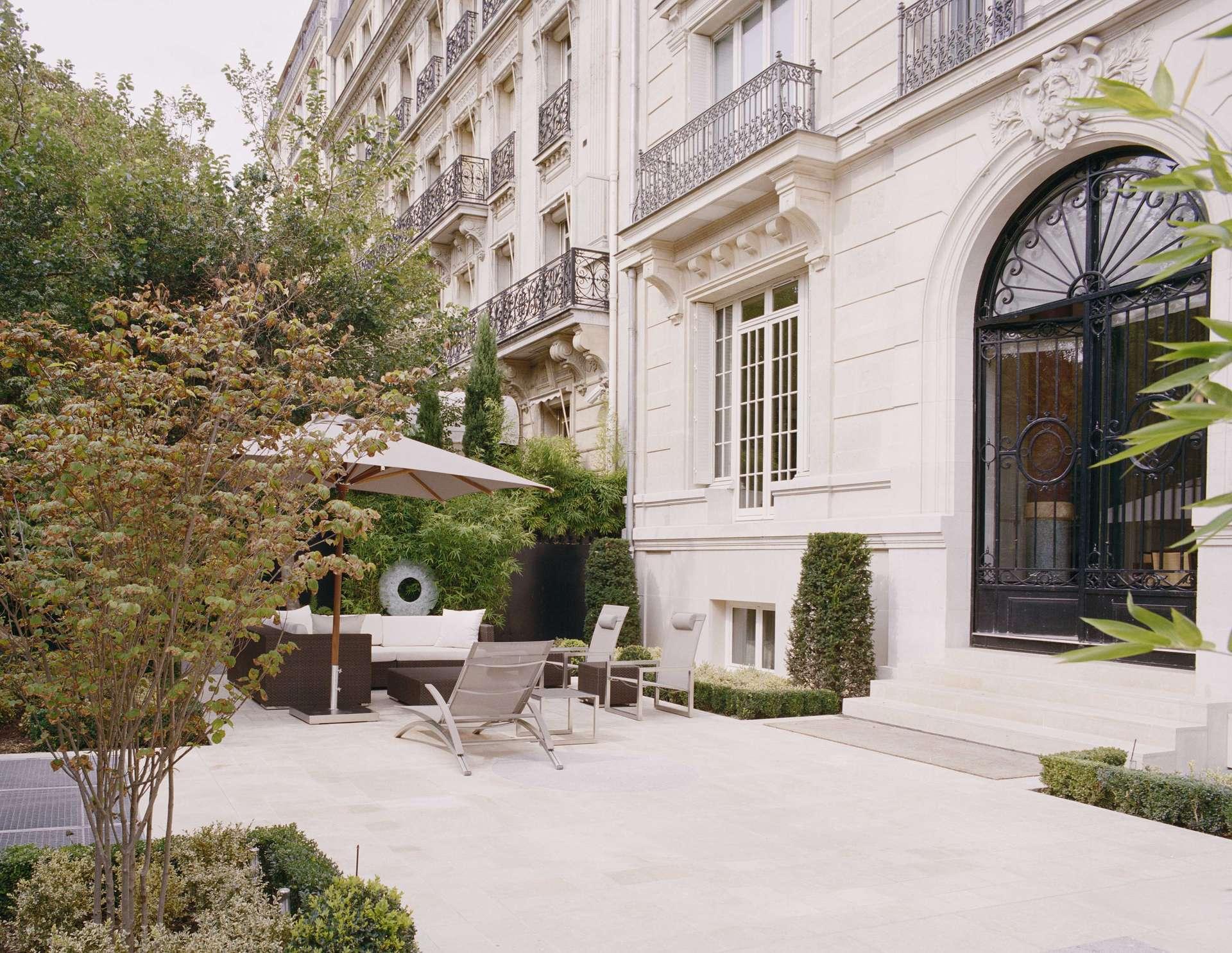 Luxury vacation rentals europe - France - Ile de france paris area - Paris - Garden Triplex 3 - Image 1/17
