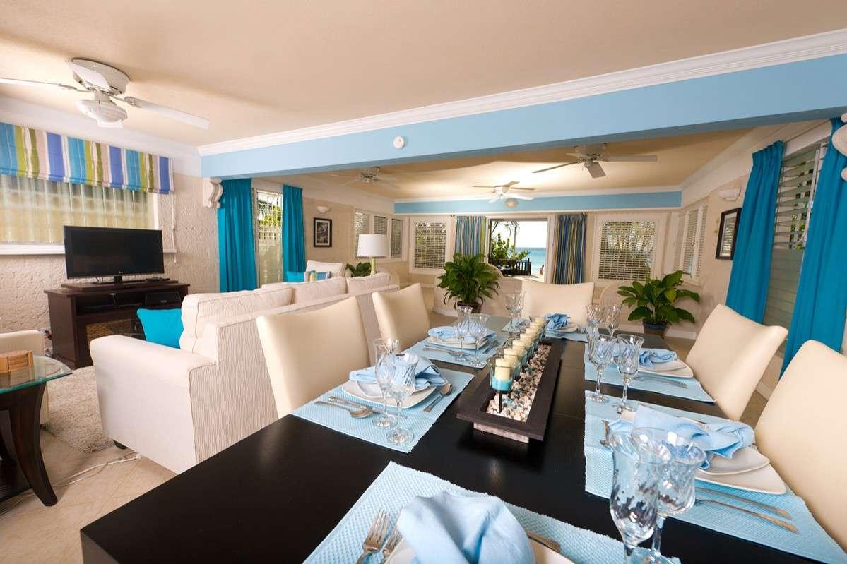Luxury villa rentals caribbean - Barbados - St james - Holders hill - Bora Bora Lower - Image 1/6