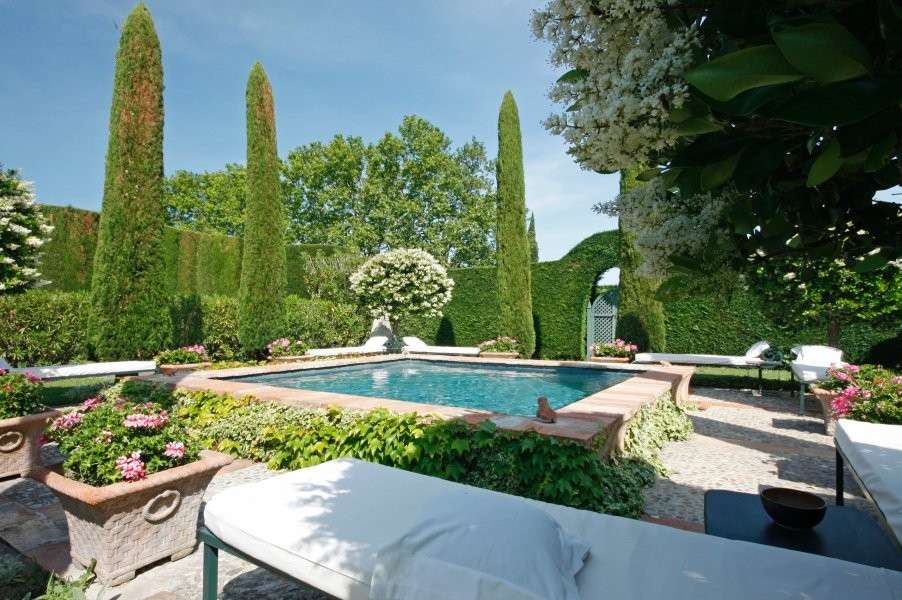 Luxury vacation rentals europe - France - Provence ih - Saint remy de provence - Le Grand Jardin - Image 1/17