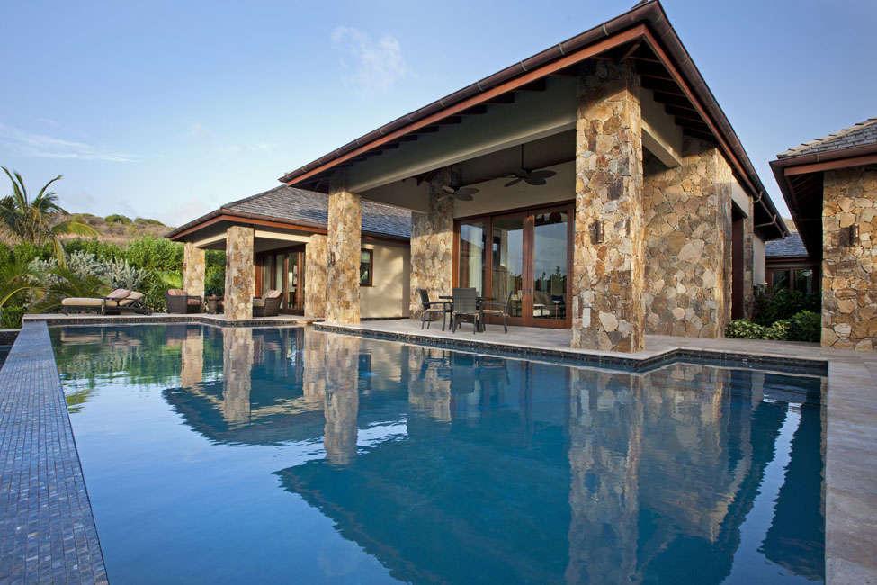 Luxury villa rentals caribbean - British virgin islands - Virgin gorda - Oil nutbay - Jewel Box Villa - Image 1/9