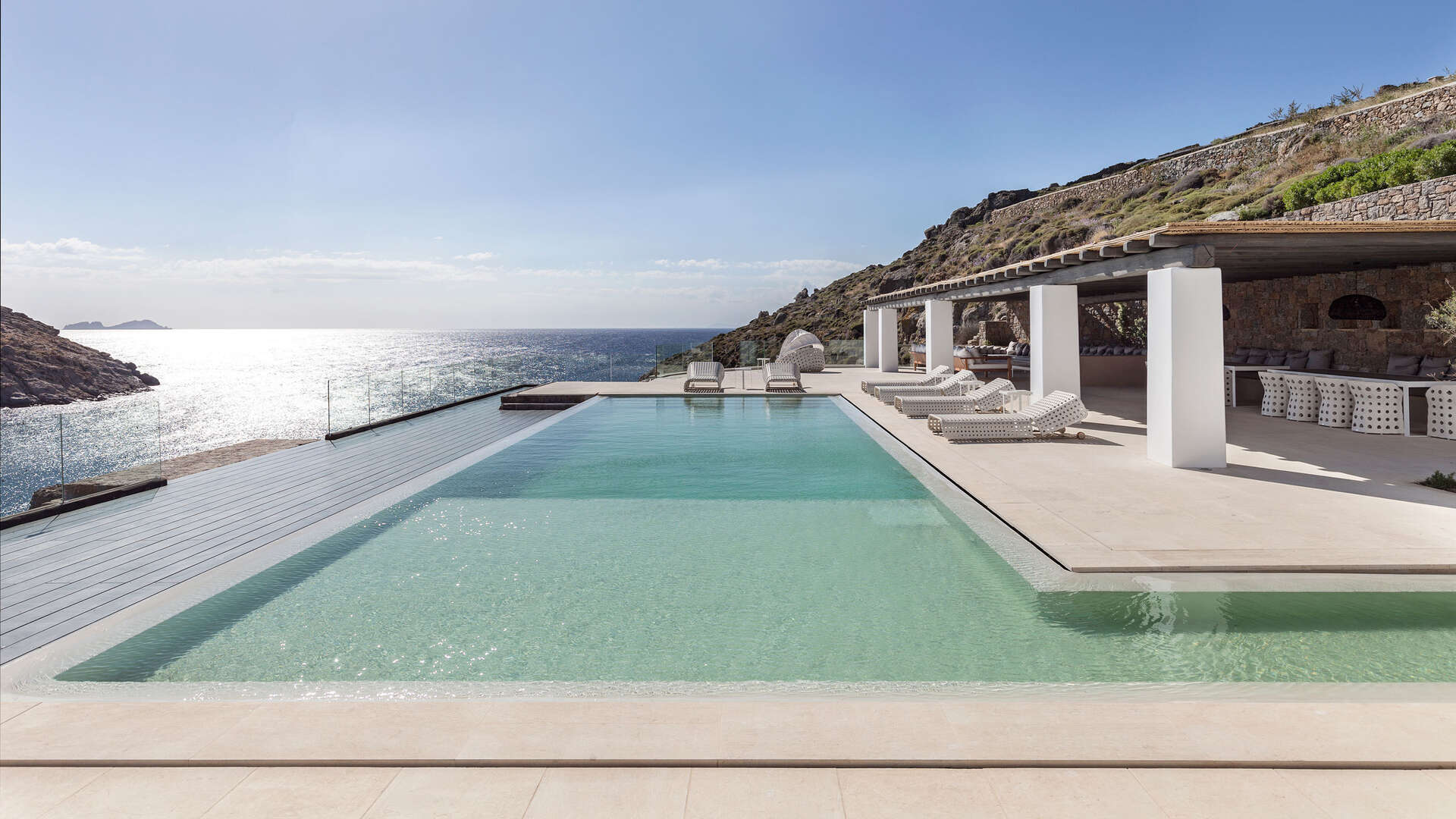 Luxury vacation rentals europe - Greece - Mykonos - Agia anna - Salacia - Image 1/22