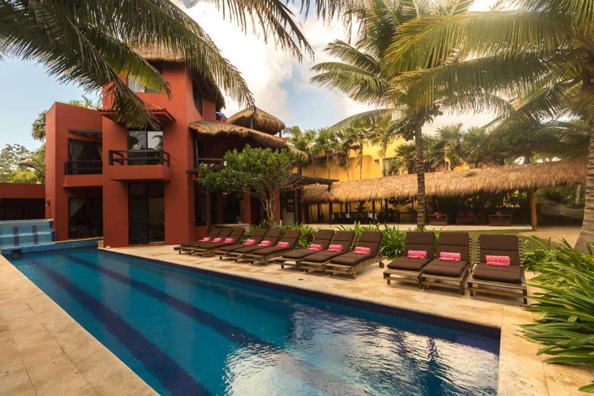 Luxury vacation rentals mexico - Riviera maya - Akumal - No location 4 - Zen del Sol - Image 1/22