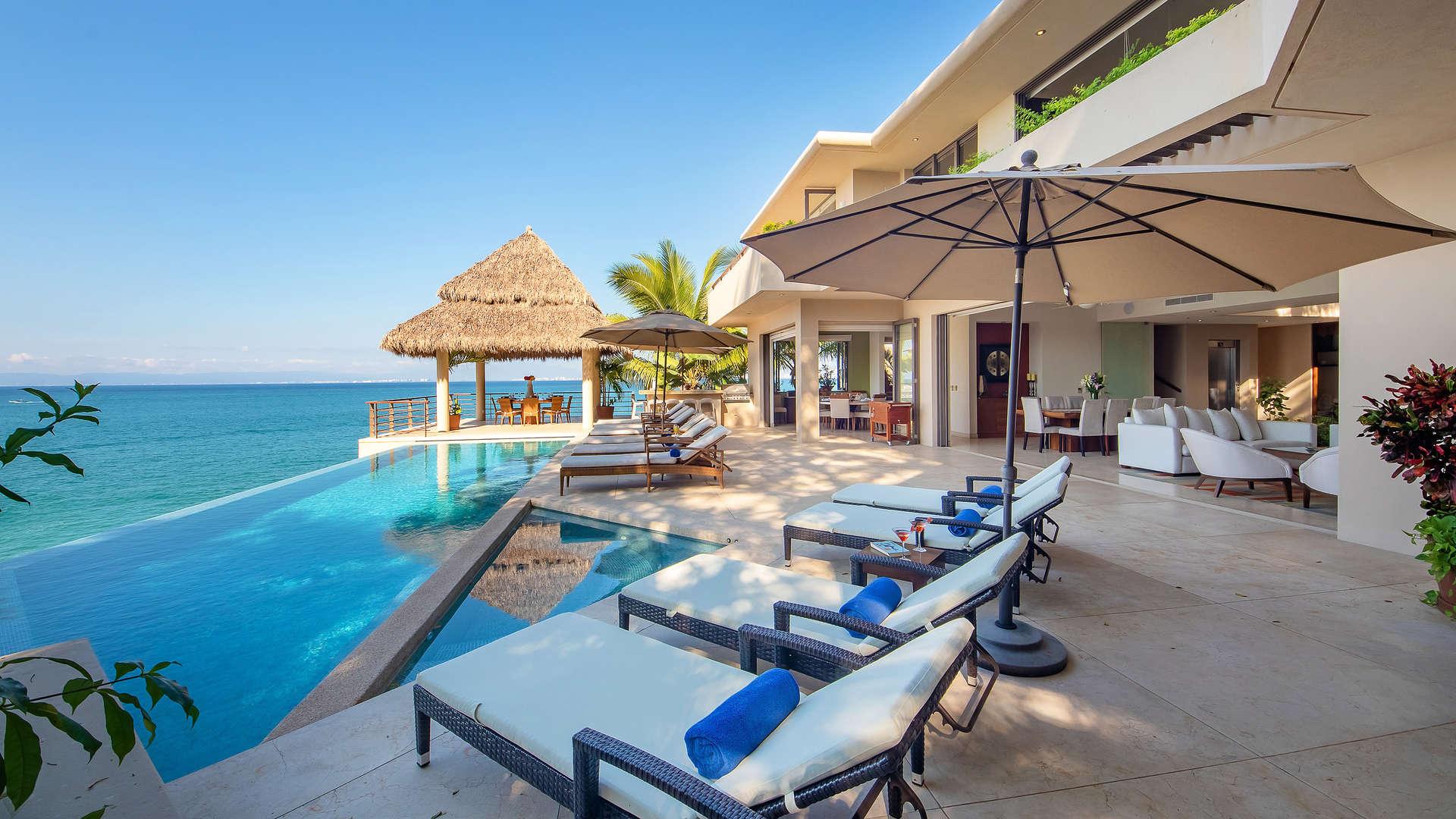 Luxury vacation rentals mexico - Puerto vallarta - Sierra delmar - Villa Kismet - Image 1/30