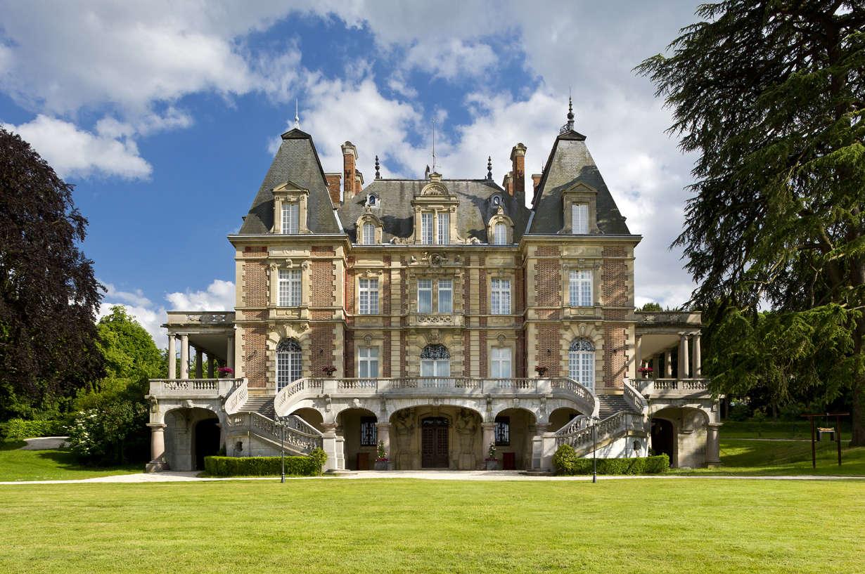 Luxury vacation rentals europe - France - Ile de france paris area - Paris - Chateau Bouffemont - Image 1/15