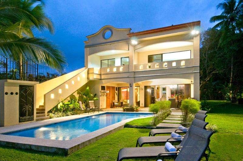 Central america villa rentals - Costa rica - Puntarenas - Jaco - Casa Rio Mar - Image 1/15