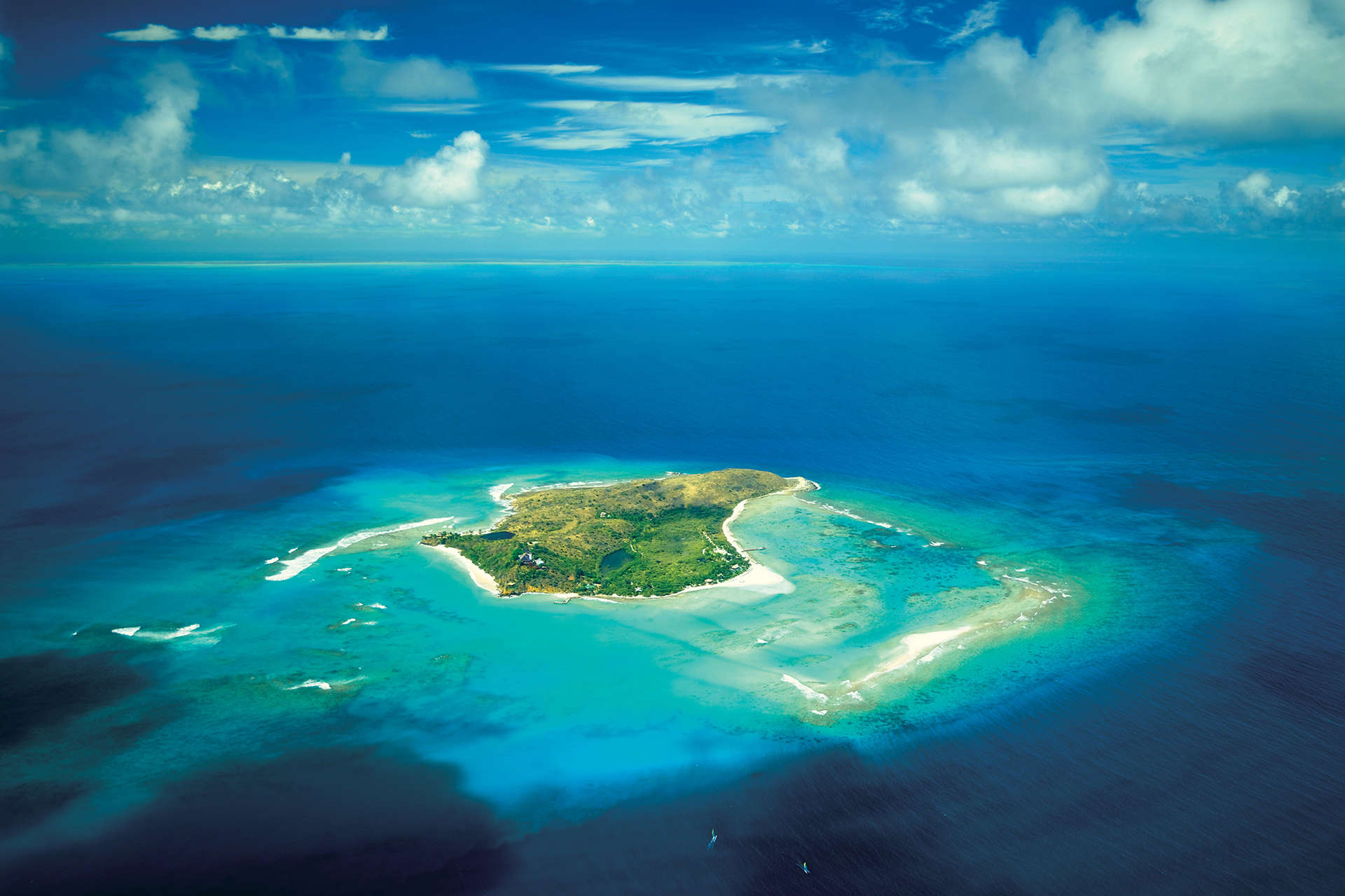 Luxury villa rentals caribbean - British virgin islands - Necker island - Necker Island - Image 1/43