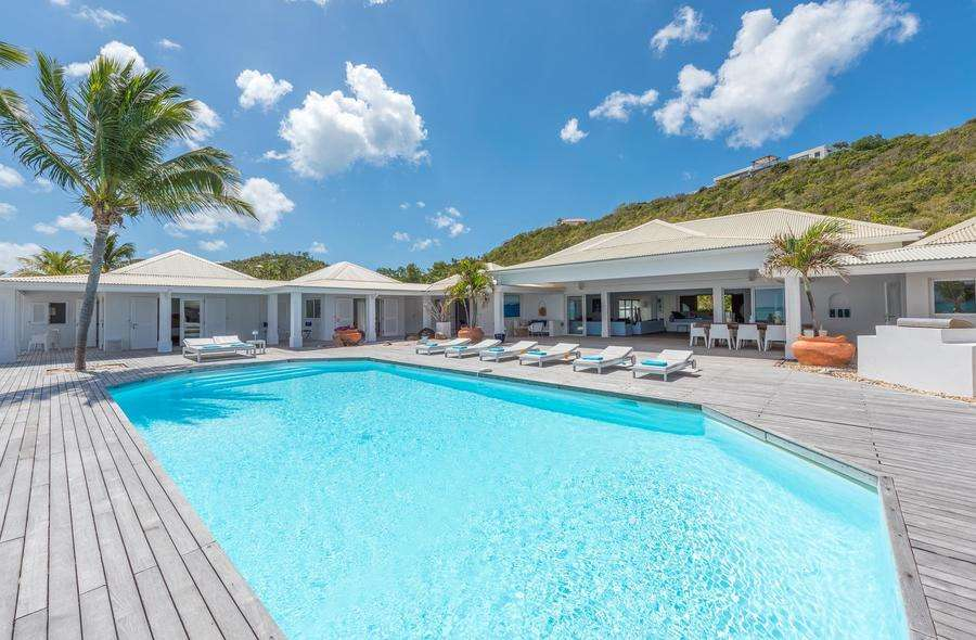 Luxury villa rentals caribbean - St martin - Saint martin french - Terres basses baie rouge - Villa Interlude - Image 1/20