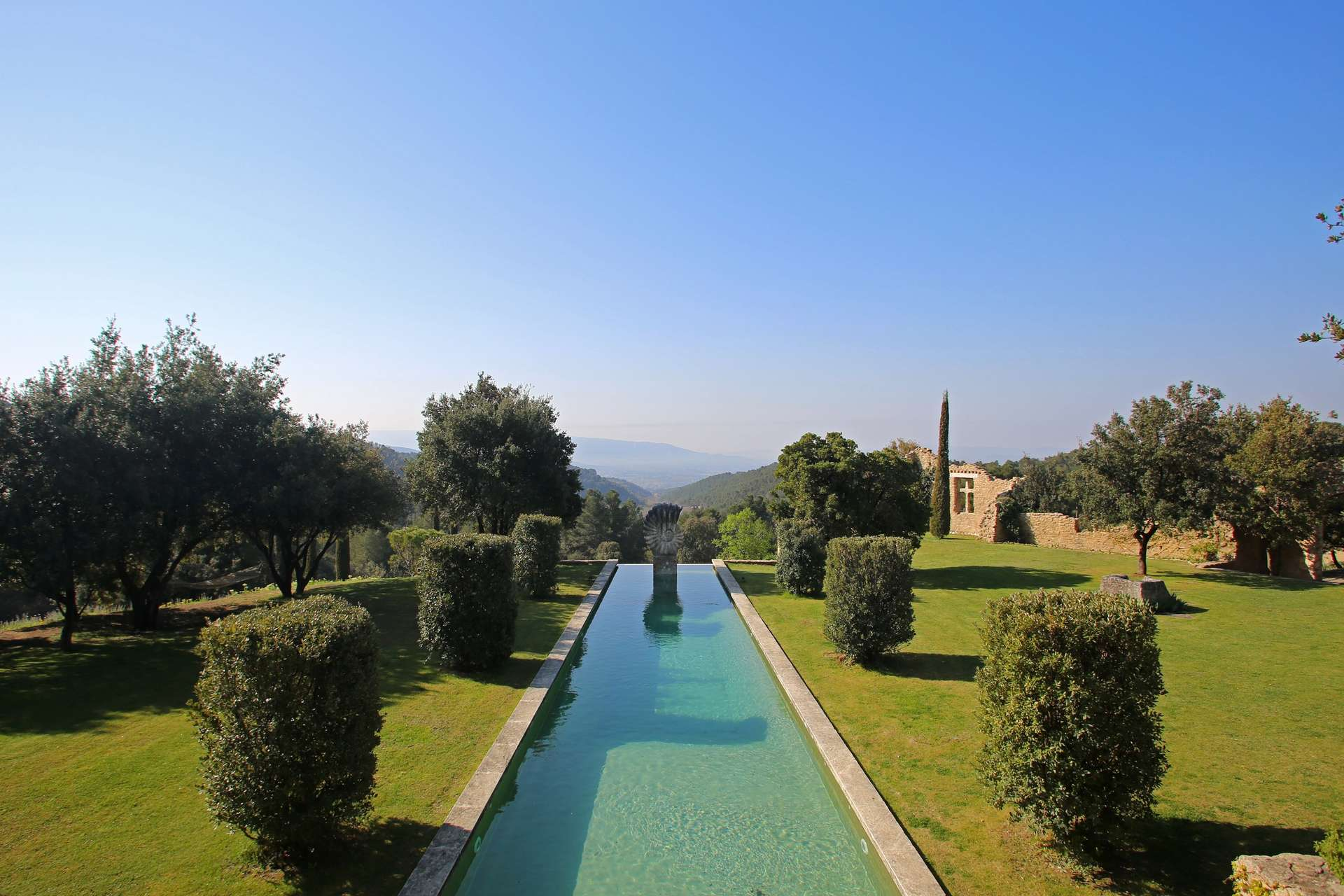 Luxury vacation rentals europe - France - Provence ih - Provence luberon - The Priory - Image 1/40