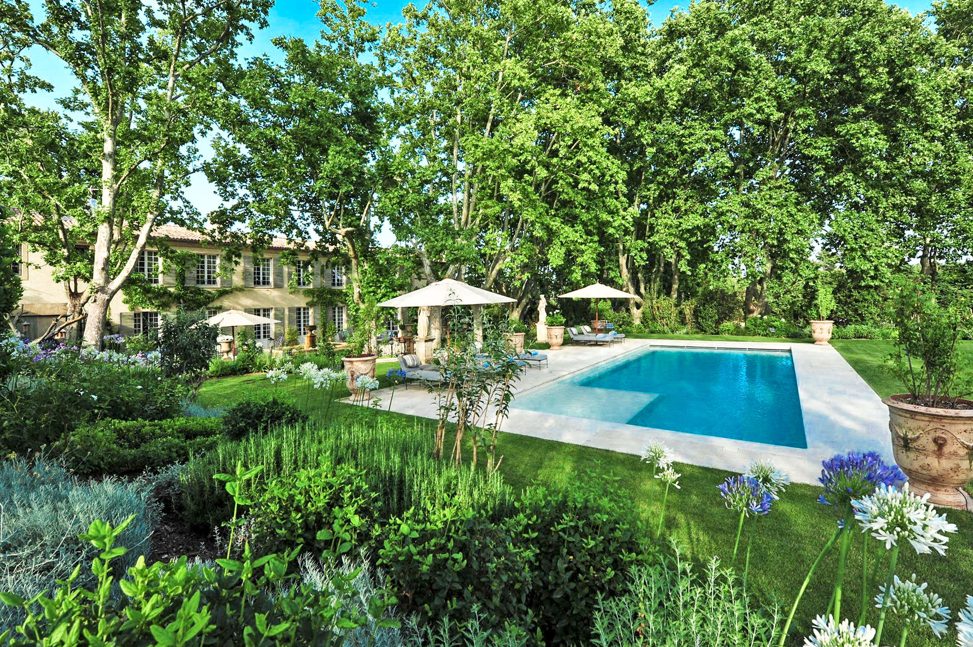 Luxury vacation rentals europe - France - Provence ih - Aix en provence  - La Belle Aixoise - Image 1/25