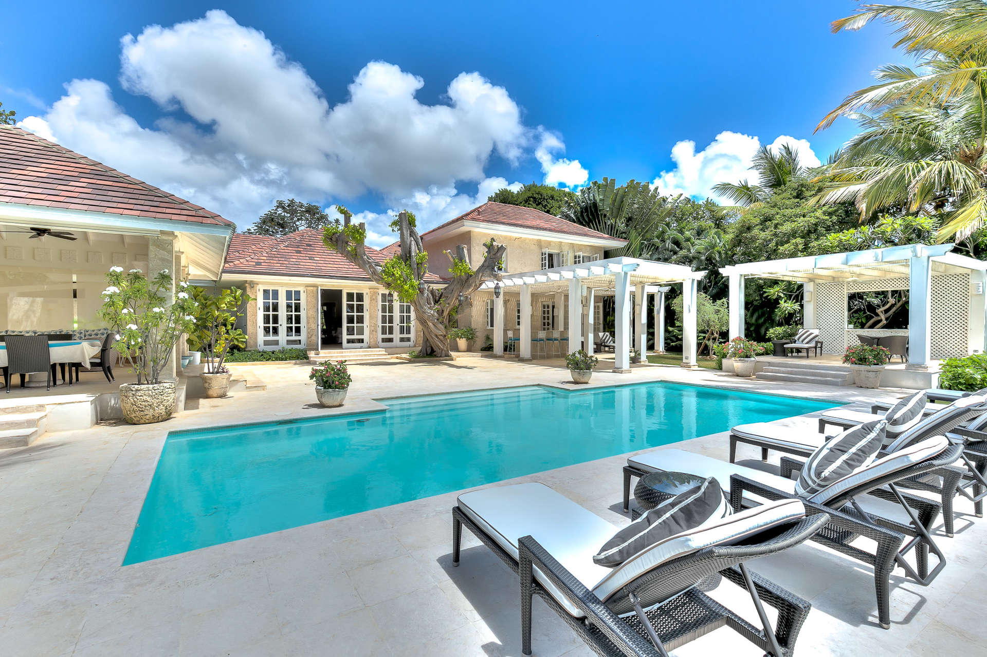 Luxury villa rentals caribbean - Dominican republic - Punta cana - Punta cana resort and club - Tortuga C20 - Image 1/23