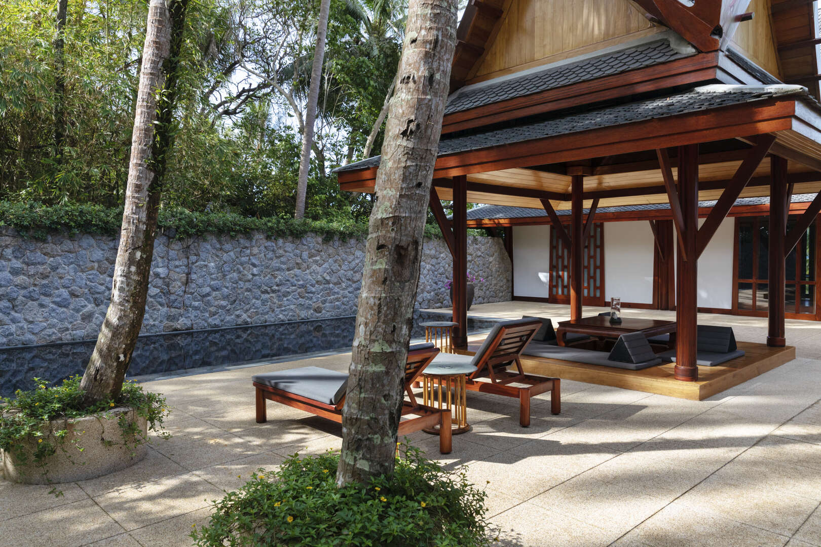 - Garden Pool Pavilion - Image 1/5