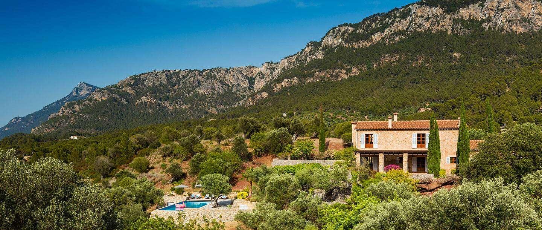 Luxury vacation rentals europe - Spain - Balearic islands mallorca - No location 4 - Son Bunyola   Sa Terra Rotja - Image 1/10