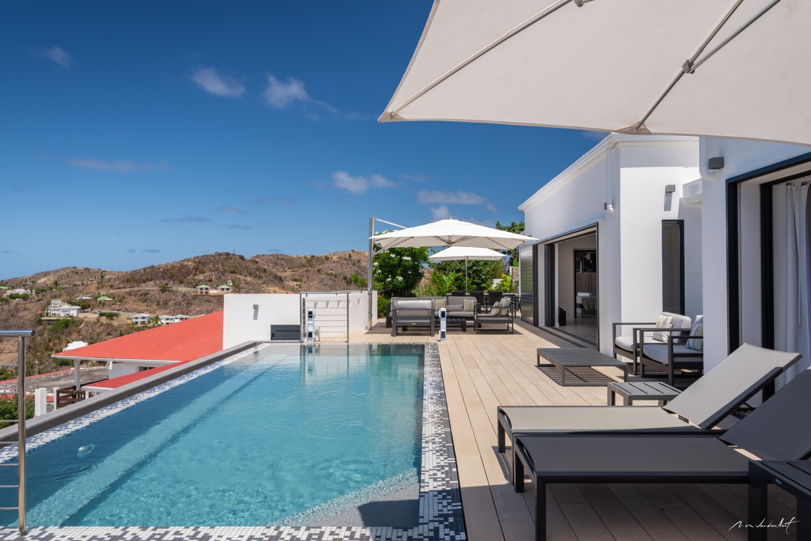 Luxury villa rentals caribbean - St barthelemy - Grand cul de sac - No location 4 - Iris - Image 1/58