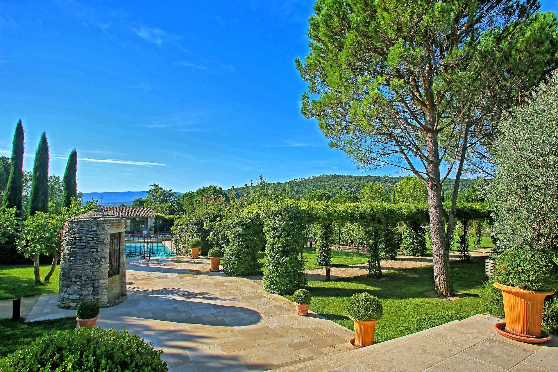 Luxury vacation rentals europe - France - Provence ih - Provence luberon - Ulysse - Image 1/20
