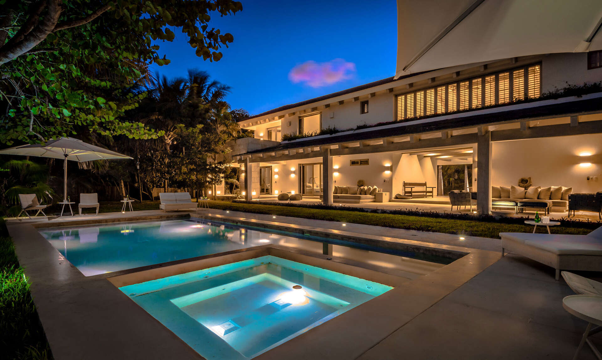 Luxury vacation rentals mexico - Riviera maya - Tulum - Tulum beach zone - Casa Ixchel - Image 1/12