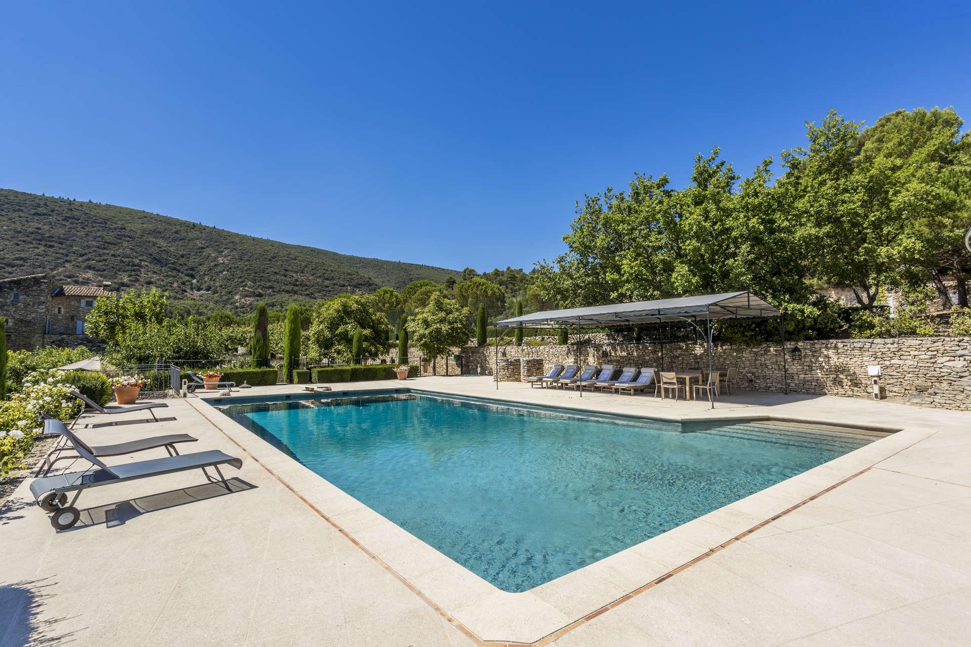 Luxury vacation rentals europe - France - Provence ih - Provence luberon - La Cerisaie - Image 1/23