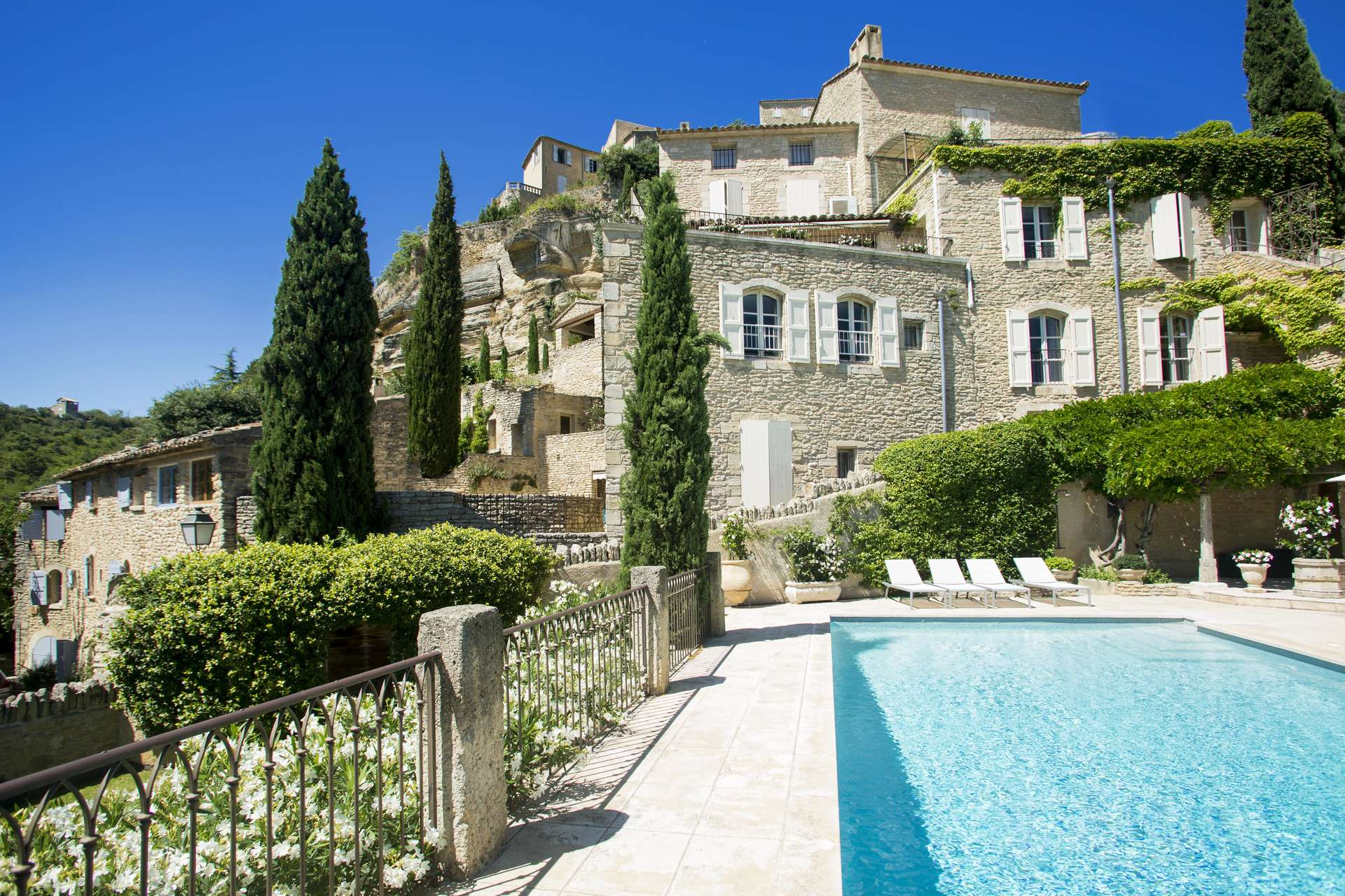 Luxury vacation rentals europe - France - Provence ih - Provence luberon - Vigne Vierge 2 - Image 1/33