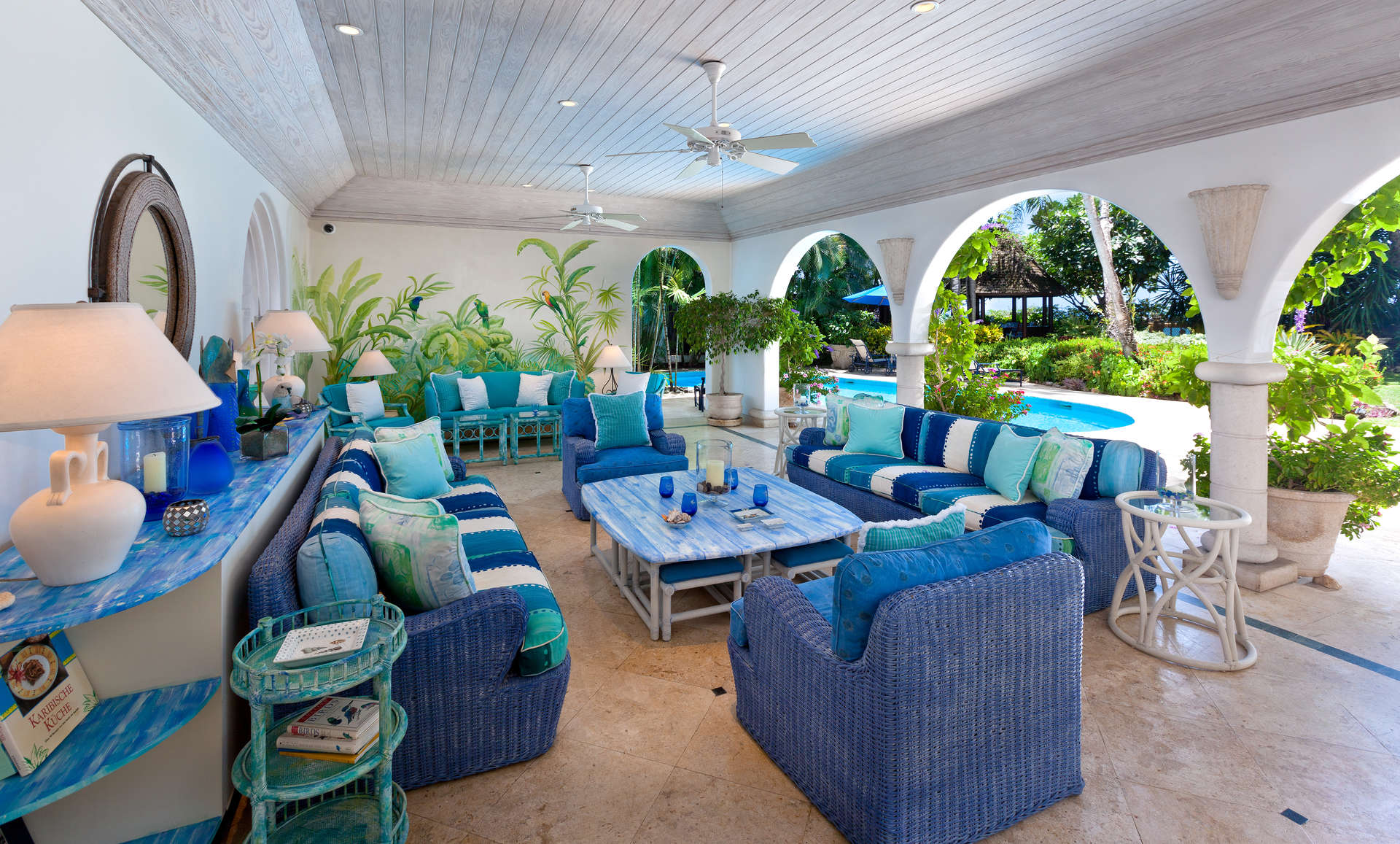 Luxury villa rentals caribbean - Barbados - St james - Sunset crest - Sand Dollar - Image 1/20
