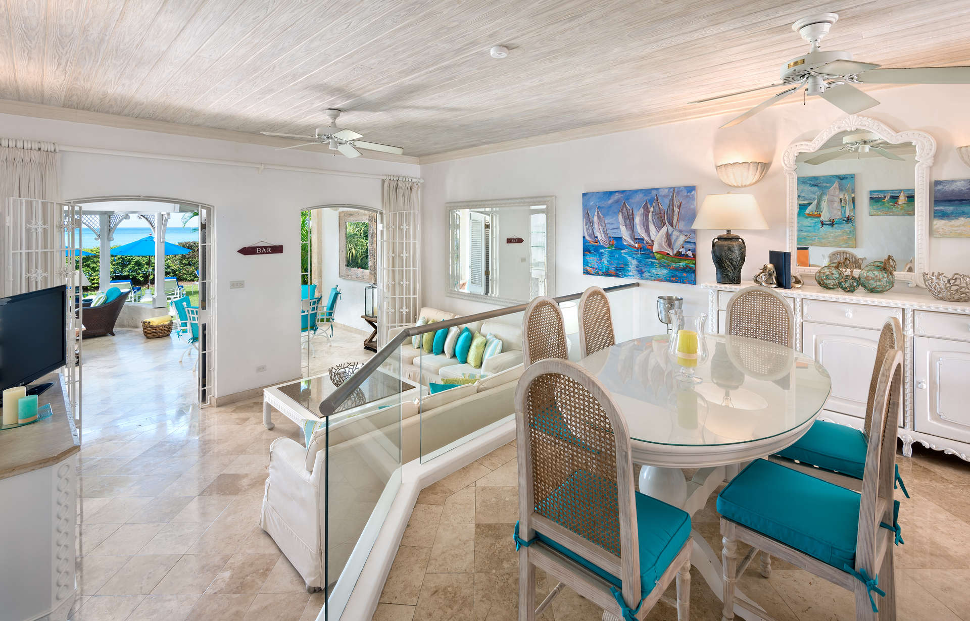Luxury villa rentals caribbean - Barbados - St peter - Gibbes - Emerald Beach 6 | Cassia - Image 1/5