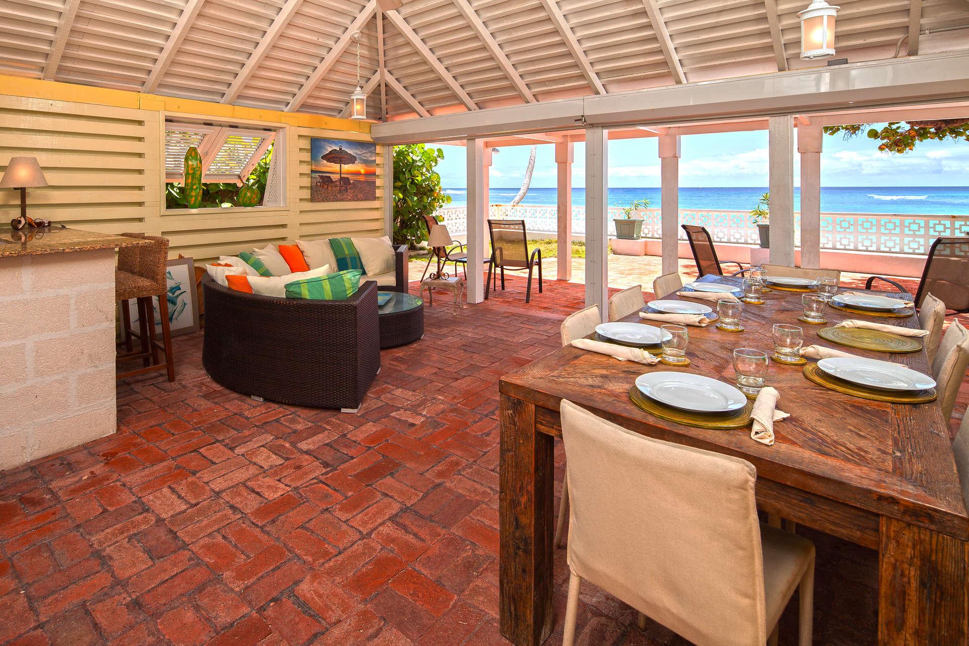 Luxury villa rentals caribbean - Barbados - Christ church - Worthing beach - Arcadia - Image 1/12