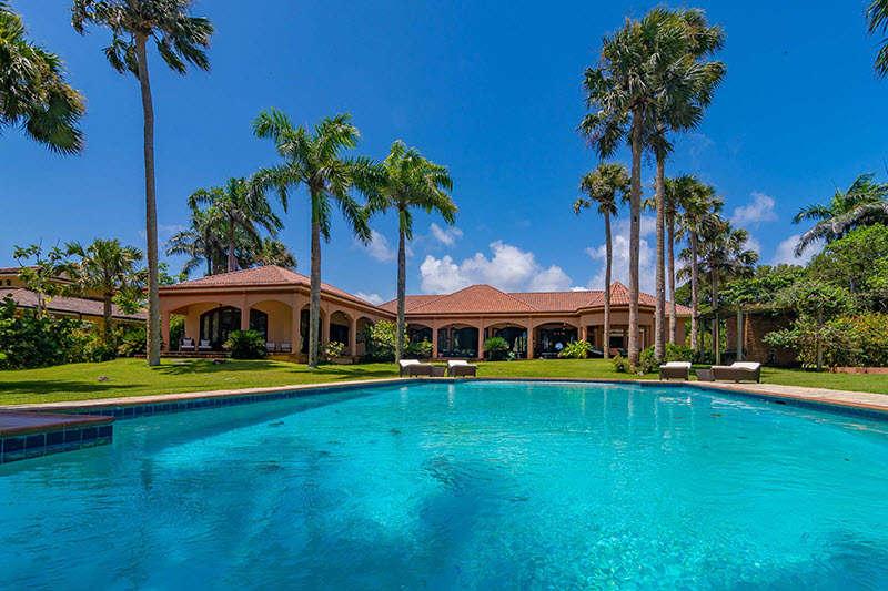 Luxury villa rentals caribbean - Dominican republic - Cabarete - Sea horseranch - Villa Seabreeze - Image 1/13
