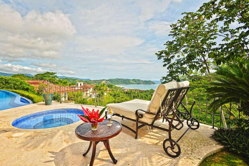 Central america villa rentals - Costa rica - Puntarenas - Los suenosresort - Casa Solara - Image 1/12