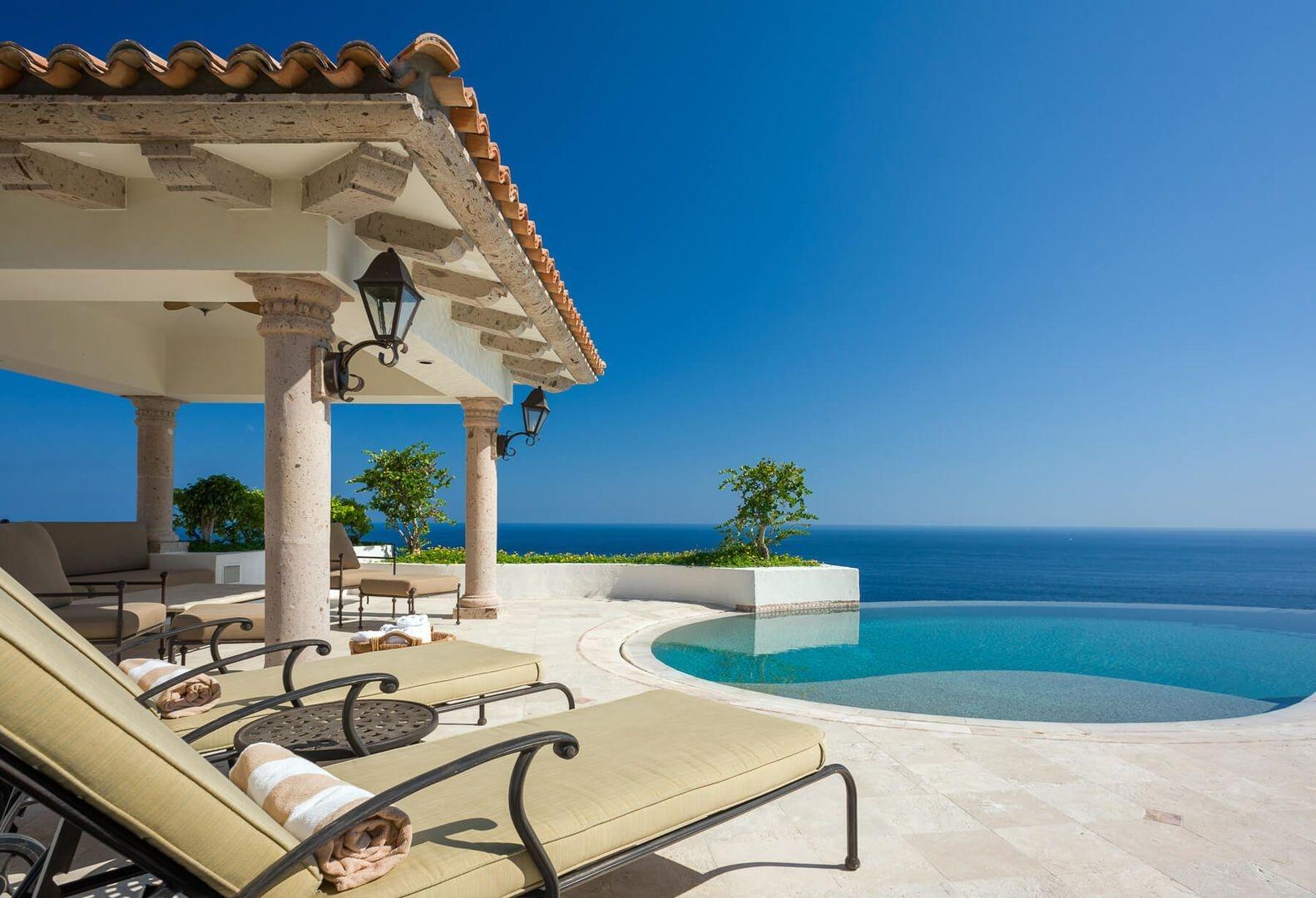 Luxury vacation rentals mexico - Los cabos - Cabo - Pedregal - Villa La Roca - Image 1/30