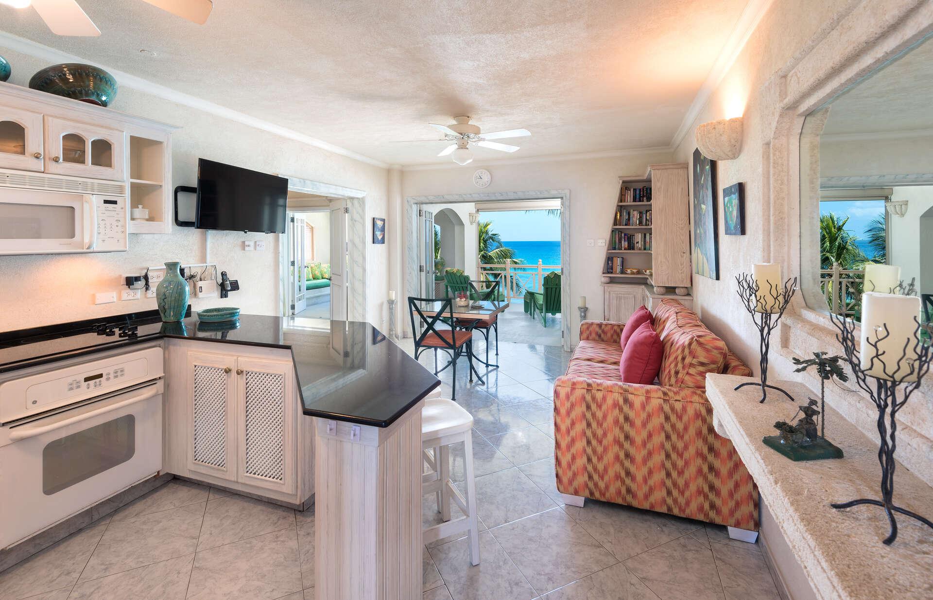 Luxury villa rentals caribbean - Barbados - St james - Reeds bay - Reeds House Penthouse - Image 1/8
