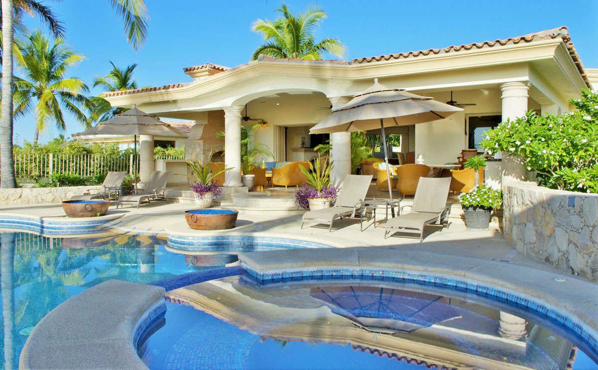 Luxury vacation rentals mexico - Los cabos - Los cabos corridor - Cabo delsol - Villa Esquina - Image 1/20